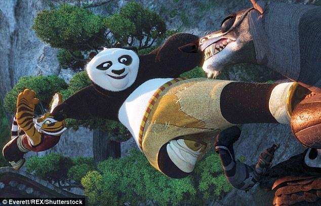 Pax Thien long tieng 'Kung Fu Panda 3' hinh anh 2