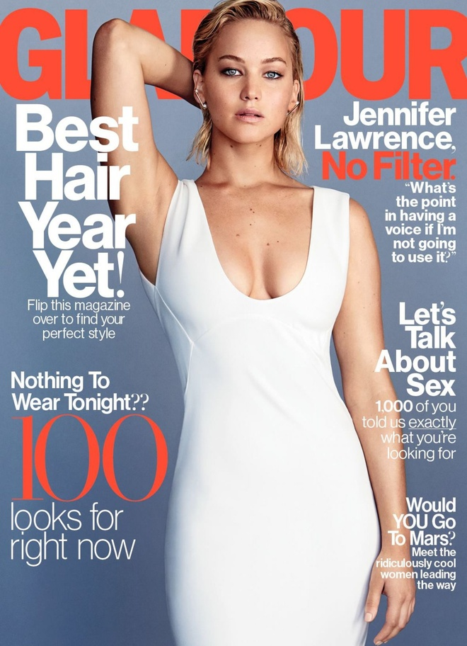 Me Jennifer Lawrence tung muon con gai that bai hinh anh 1