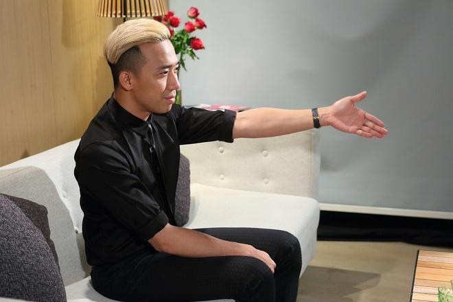 Tran Thanh: 'Toi dang xay dung hinh anh mot MC lau ca' hinh anh 1