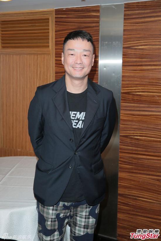 Anh de TVB bi nha dai tay chay vi phat ngon boi nho hinh anh 2