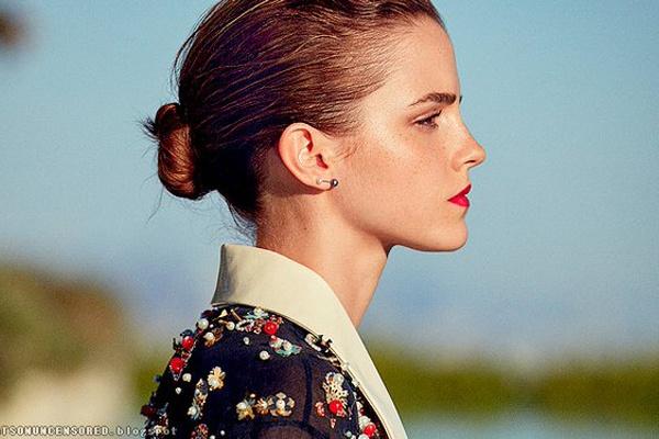 Emma Watson tung khung hoang vi noi tieng som hinh anh