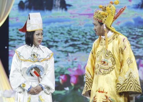 NSUT Minh Hang khoc khi lo hen Tao quan 2016 hinh anh