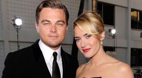 Kate Winslet du doan Leonardo DiCaprio doat Oscar hinh anh