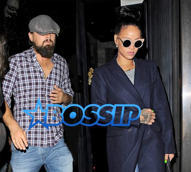 Leonardo DiCaprio ngan can phat tan anh hon Rihanna hinh anh 1