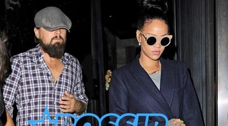 Leonardo DiCaprio ngan can phat tan anh hon Rihanna hinh anh