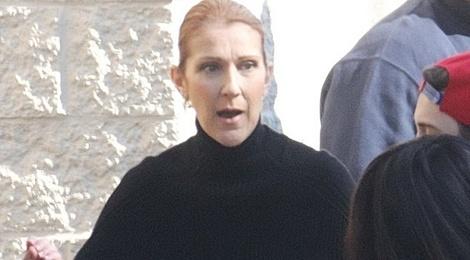 Celine Dion lan dau xuat hien sau khi chong qua doi hinh anh