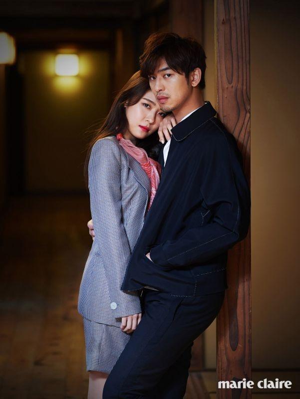 Ha Ji Won ngot ngao ben tai tu Dai Loan tren tap chi hinh anh 1