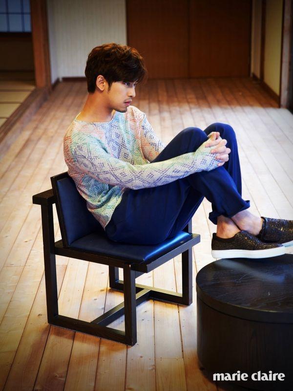 Ha Ji Won ngot ngao ben tai tu Dai Loan tren tap chi hinh anh 6
