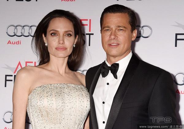 Gia dinh Angelina Jolie chuyen den Anh o giua tin don ly hon hinh anh 2