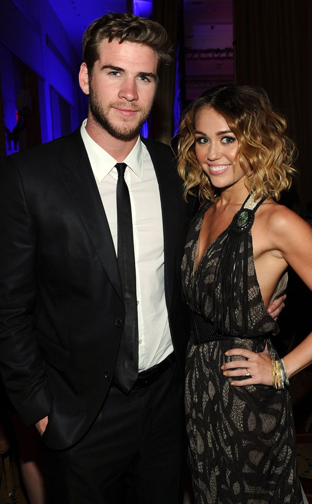 Miley va Liam chia tay vi dinh hon khi qua tre hinh anh 1