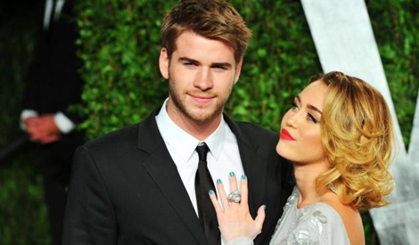 Miley va Liam chia tay vi dinh hon khi qua tre hinh anh