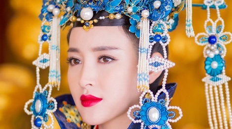 Can Dinh Dinh tro thanh Thai hau trong 'Bao Thanh Thien' hinh anh