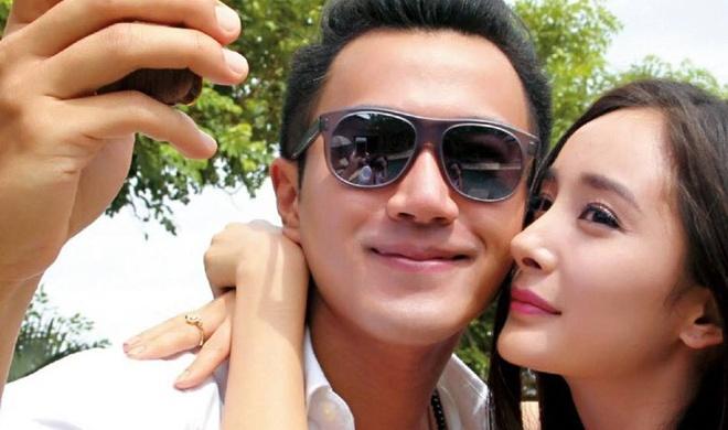 Luu Khai Uy phu nhan ly hon Duong Mich hinh anh 1