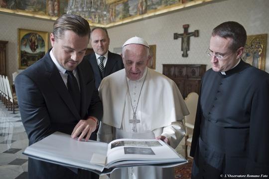 Leonardo DiCaprio dien kien Giao hoang hinh anh 2