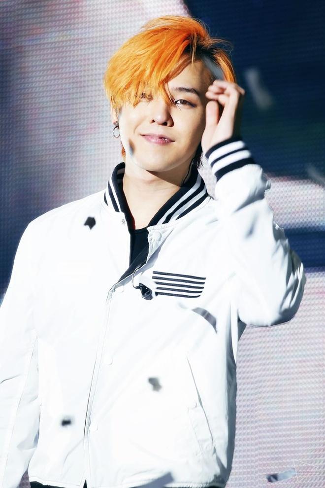G-Dragon lot Top 100 nguoi cai cach van hoa the gioi hinh anh 1