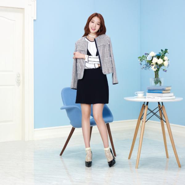 Park Shin Hye lam quy co mua xuan hinh anh 7