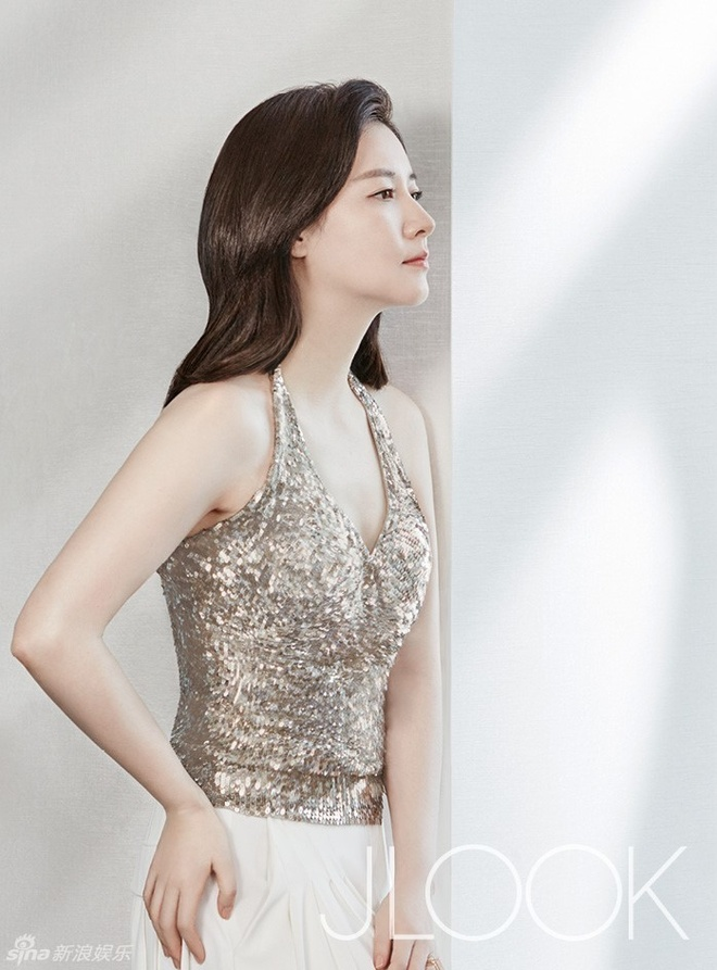 Lee Young Ae tre trung o tuoi 45 hinh anh 6