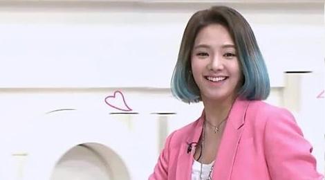 Hyoyeon (SNSD) su dung hop my pham ngheo nan hinh anh