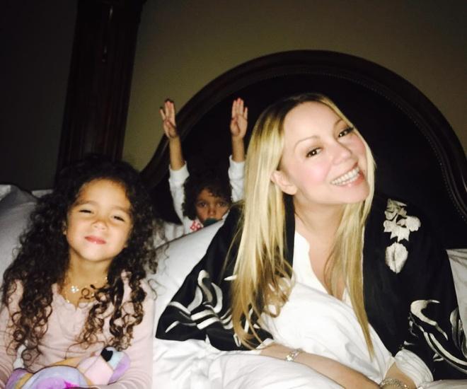 Mariah Carey khong muon sinh con cho bo ty phu hinh anh 2
