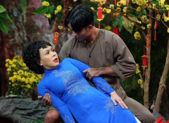 Hoai Linh lam Ngoc Hoang, Khuong Ngoc hoa Thien Loi hinh anh 2