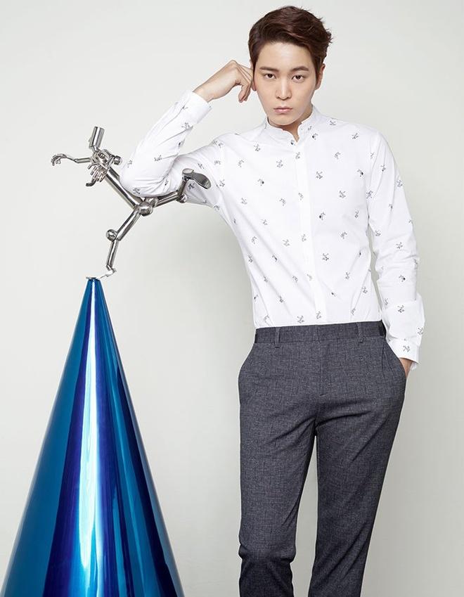 Loat sao Han khoe gu thoi trang Xuan he 2016 hinh anh 3