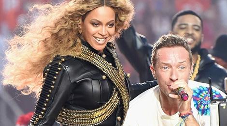 Beyonce tung che ca khuc cua Coldplay hinh anh