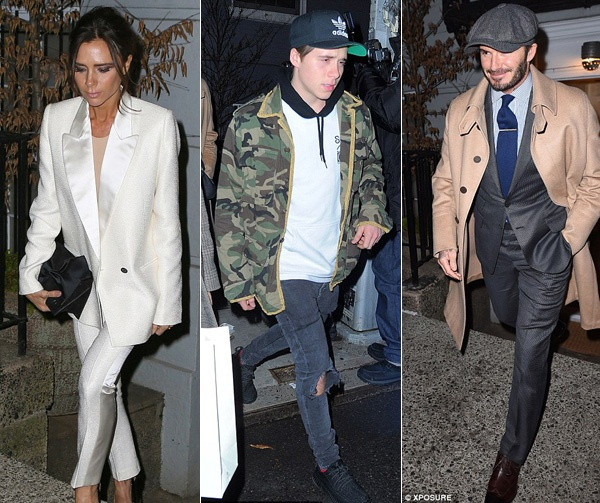 Victoria Beckham ruc ro tren pho ngay dong hinh anh 7