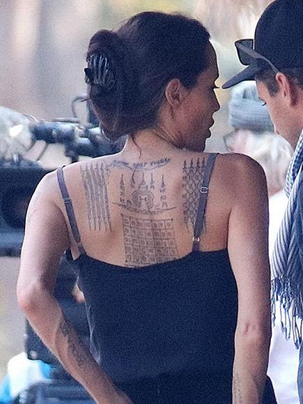 Angelina Jolie xam them 3 hinh moi hinh anh 2