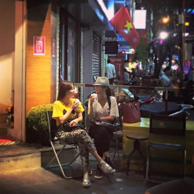 Sao nu TVB thich thu khi don tet o Viet Nam hinh anh 2