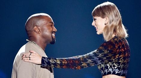 Kayne West goi Taylor Swift la ke gia tao hinh anh