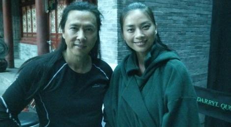 Ngo Thanh Van xuat hien trong trailer 'Ngoa ho tang long 2' hinh anh