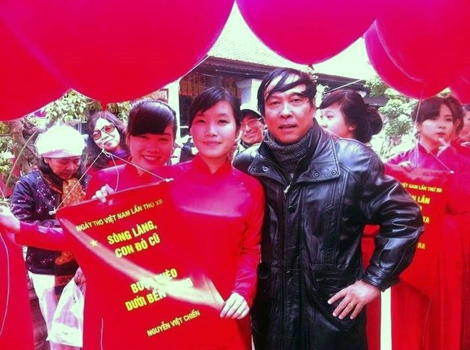 Nguyen Viet Chien: Ngay Tho minh chung cho suc song cua tho hinh anh 1