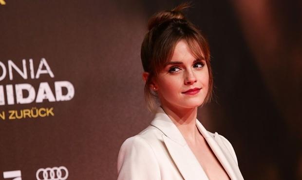 Emma Watson tam thoi nghi dong phim hinh anh 1