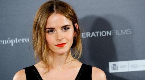 Emma Watson tam thoi nghi dong phim hinh anh
