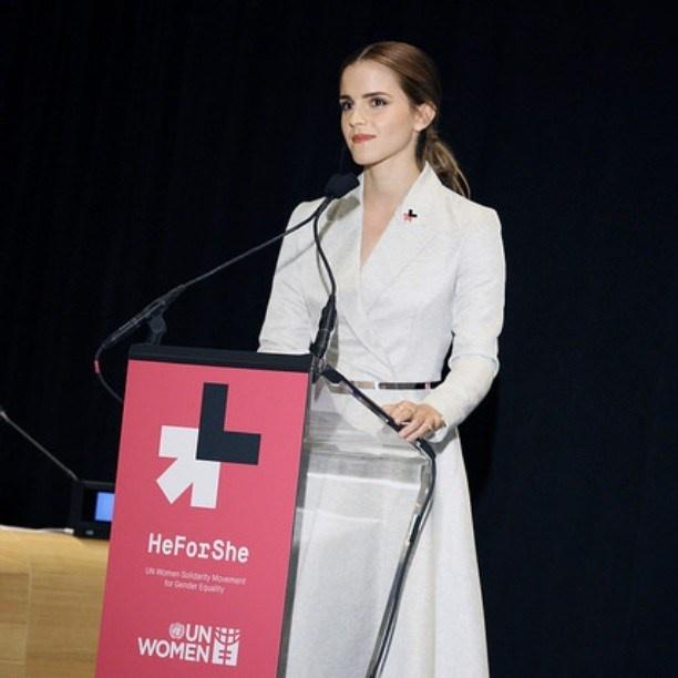 Emma Watson tam thoi nghi dong phim hinh anh 2