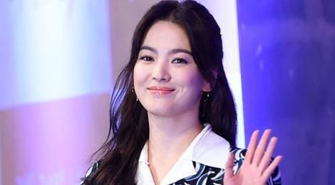 Song Hye Kyo tu tin quay tro lai phim hai tinh cam hinh anh