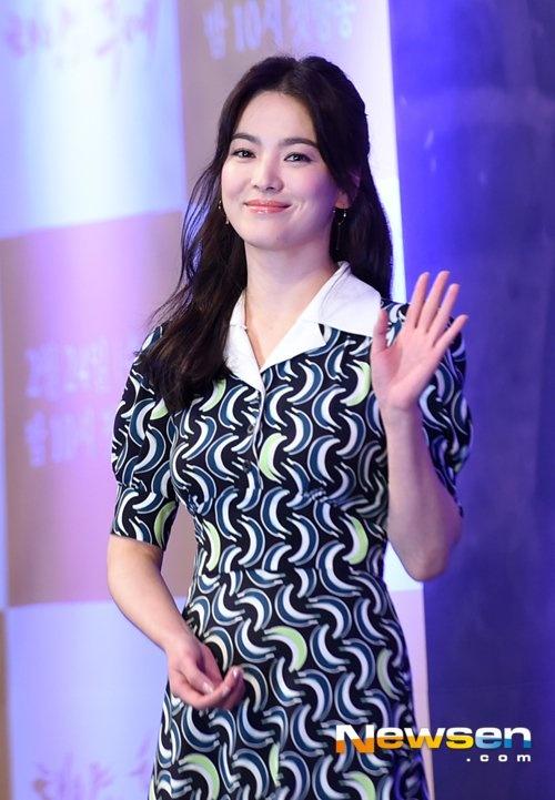 Song Hye Kyo tu tin quay tro lai phim hai tinh cam hinh anh 1