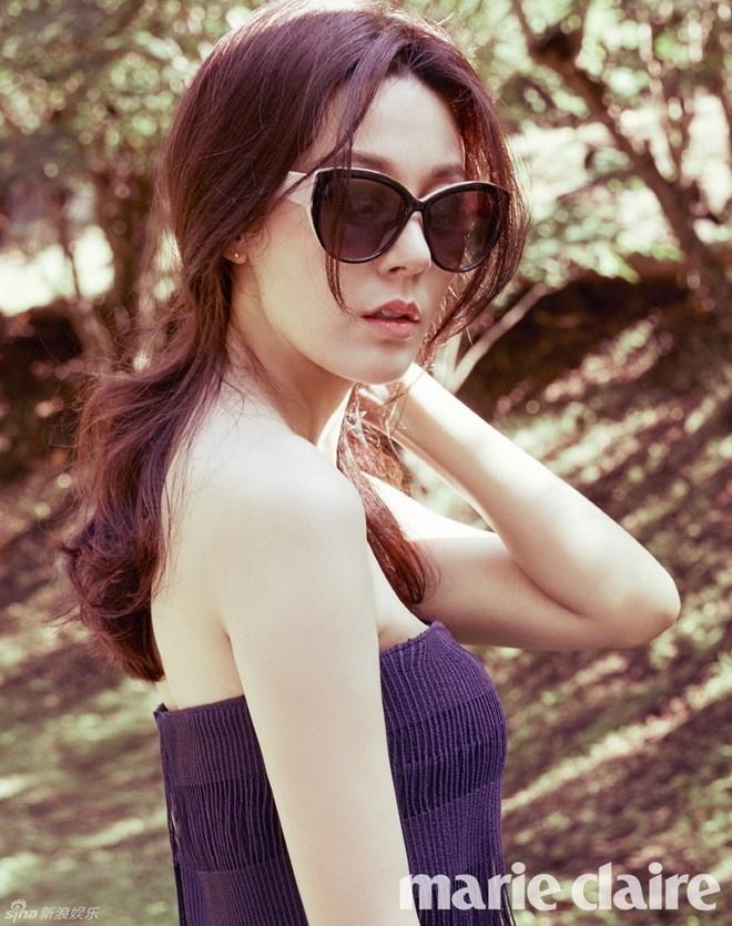 Kim Ha Neul ngot ngao trong vay cuoi hinh anh 6