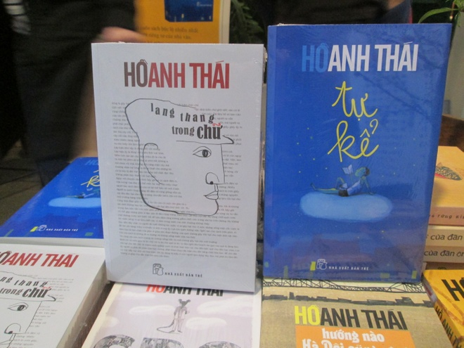 Ho Anh Thai ke chuyen doi, chuyen nghe trong sach moi hinh anh 2