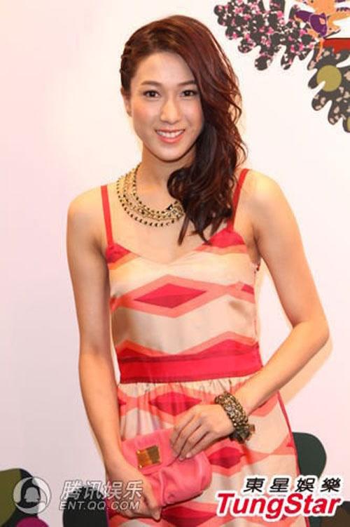 Hoa dan TVB voi ket hon sau khi mang bau 5 thang hinh anh 2