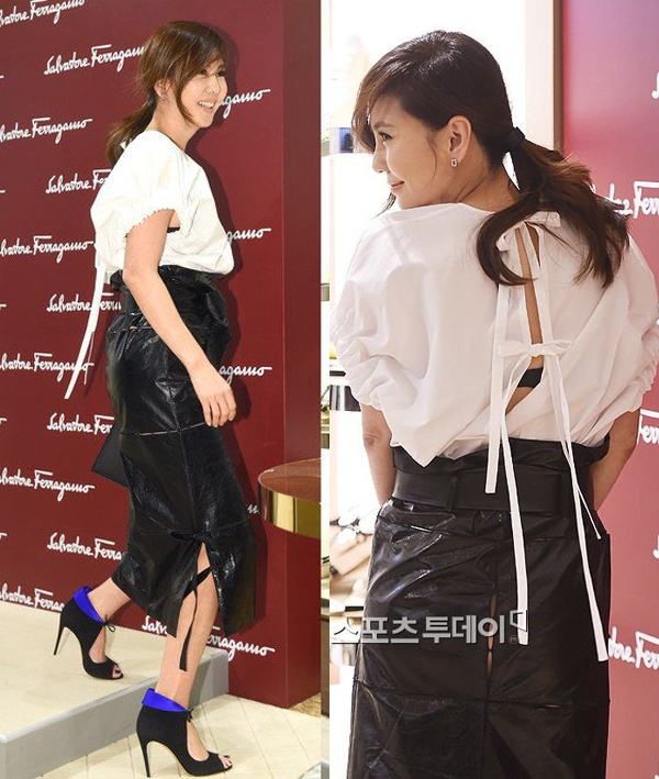 Kim Nam Joo mat diem vi mac luom thuom hinh anh 3