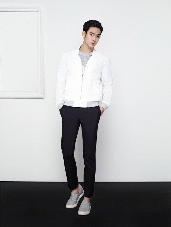Kim Soo Hyun goi y mac toi gian van banh bao hinh anh 8