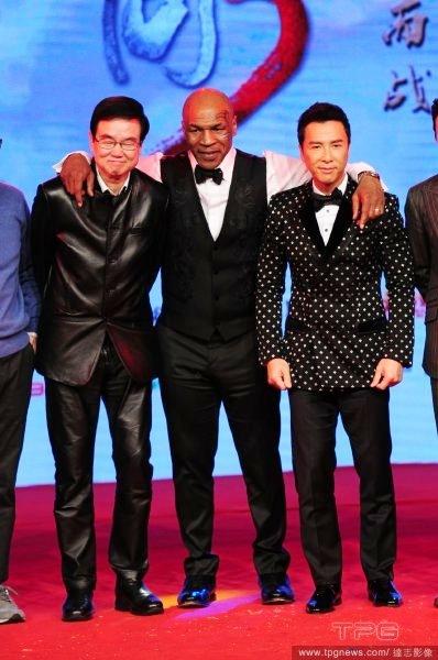 Chan Tu Dan phai mua bao hiem vi Mike Tyson hinh anh 2