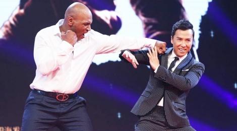 Chan Tu Dan phai mua bao hiem vi Mike Tyson hinh anh