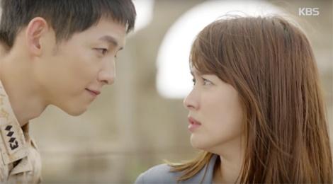 Phim cua Song Hye Kyo va Song Joong Ki dot pha rating hinh anh