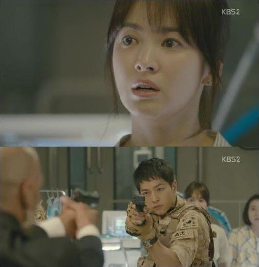 Phim cua Song Hye Kyo va Song Joong Ki dot pha rating hinh anh 1