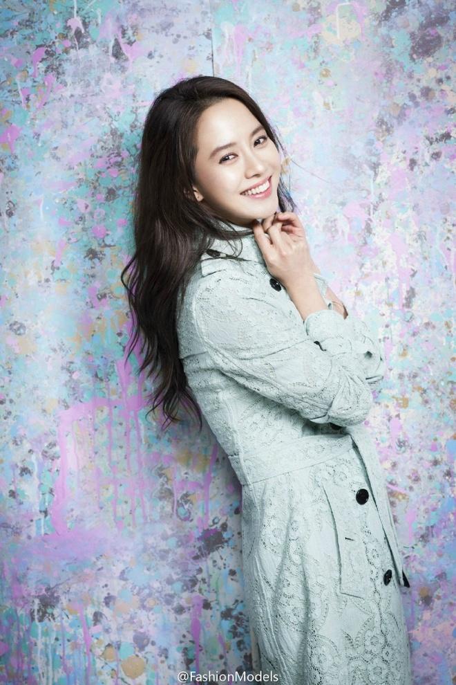 Song Ji Hyo ngot ngao ben Tran Ba Lam tren tap chi hinh anh 4