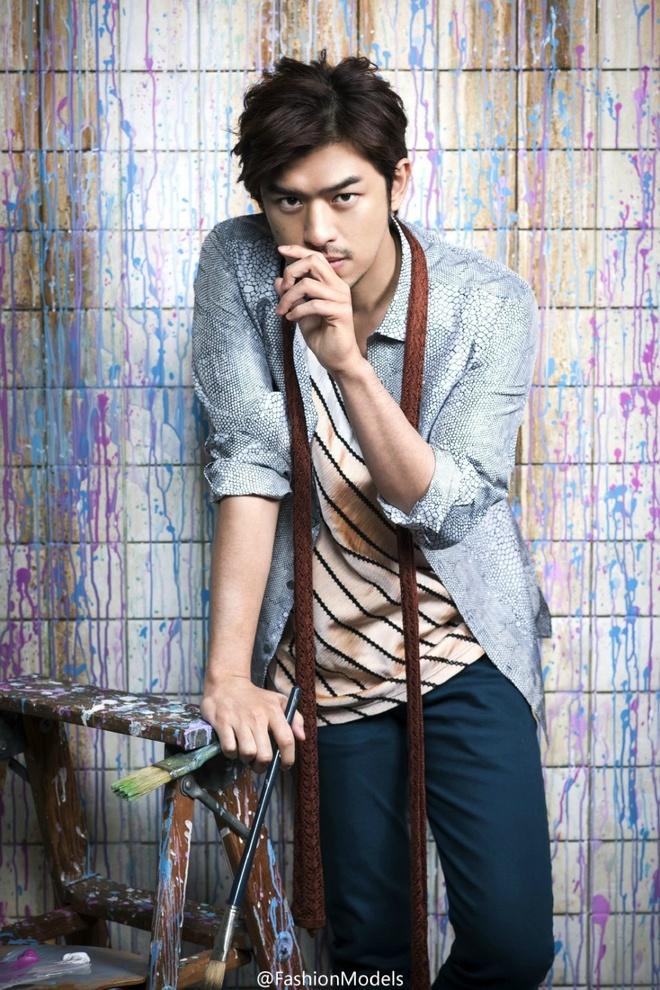 Song Ji Hyo ngot ngao ben Tran Ba Lam tren tap chi hinh anh 5