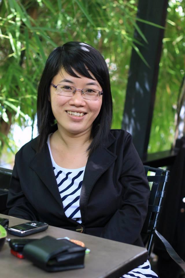 Nguyen Thi Kim Hoa: 'Lac quan va hy vong la ban cua toi' hinh anh 1