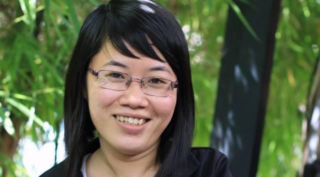 Nguyen Thi Kim Hoa: 'Lac quan va hy vong la ban cua toi' hinh anh